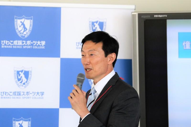 川合先生講演